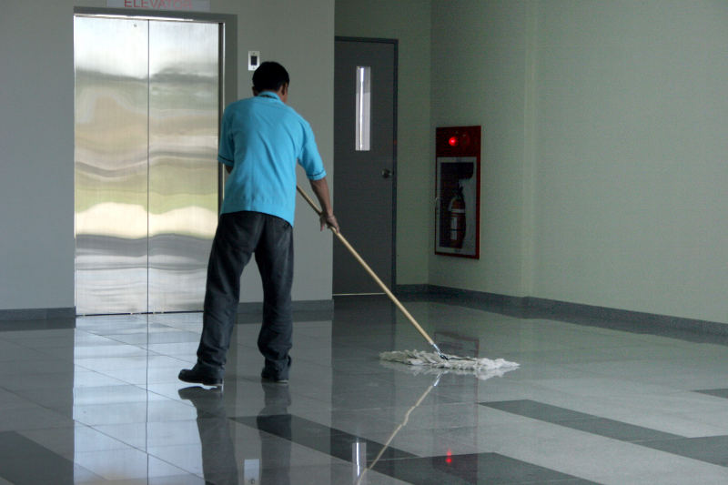 Cleaning Services At Just Cleaning Brisbane Commercial