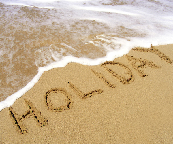 Have holiday from your cleaning